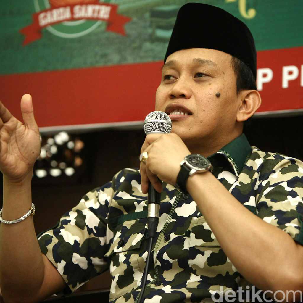 PKB: Kemungkinan Habib Rizieq Maju Pilpres Sangat Tipis