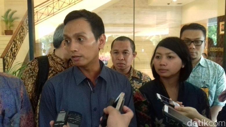 Koalisi LSM Sambangi KSP Minta Jokowi Stop Eksekusi Mati