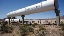 Ambisi Tarif Murah Kereta Super Hyperloop