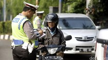 Penjelasan Polisi Soal Broadcast Holder HP di Motor Bakal Dirazia