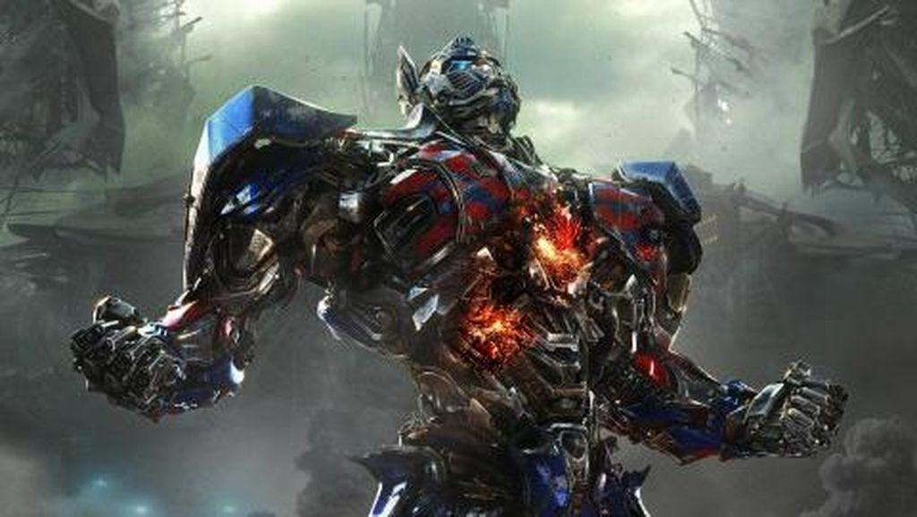 Optimus Prime akan Muncul di Spin-off Bumblebee