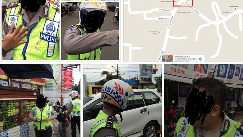 Polisi Persilakan Pengendara Laporkan Pemukulan di Ciputat: Tak Terbukti Ada UU ITE