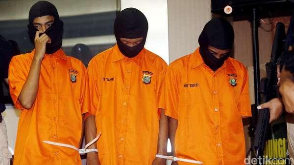3 Tersangka Tak Saling Kenal, Ini Motif Pembunuhan Sadis Eno