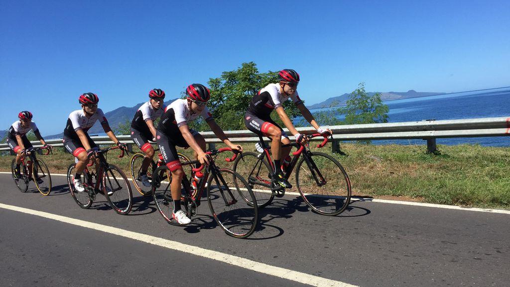 Tour de Flores, Upaya Memperkenalkan Wisata NTT ke Dunia