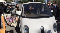 Mau Menumpang Mobil Otonom Google?