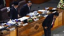 Paripurna DPR Membahas RAPBN 2017