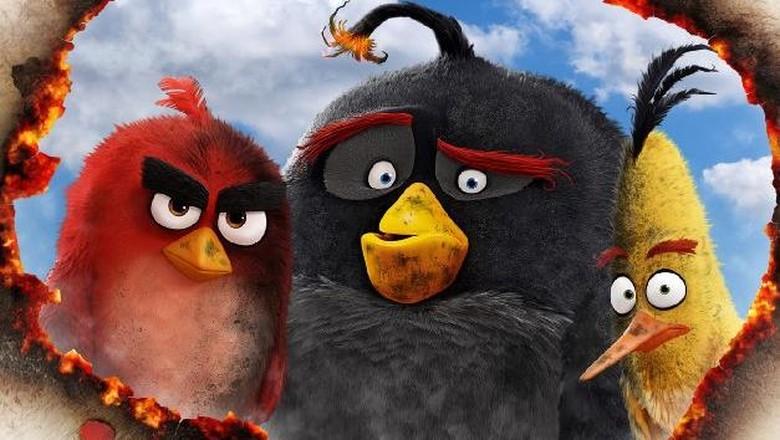 Saham Angry Birds Segera Dijual di Pasar Modal