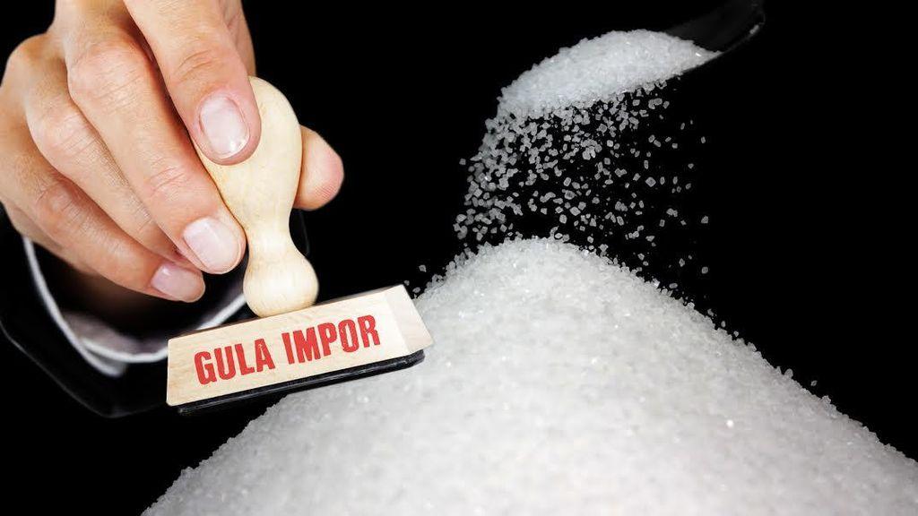 DPR Minta Rencana Impor Gula Mentah Dikaji Ulang