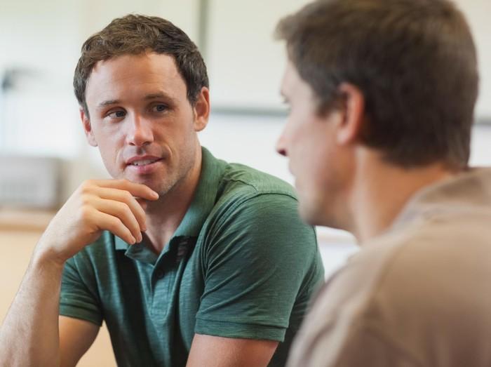 Komunikasi yang buruk akan memengaruhi masalah kesehatan/Foto: thinkstock