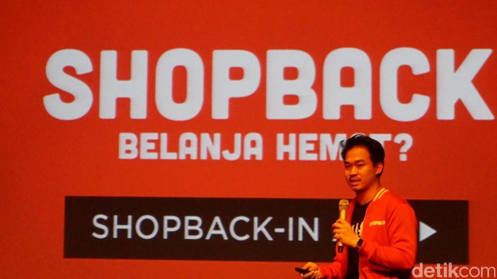 Lapak Online Shopback Gencarkan Cashback