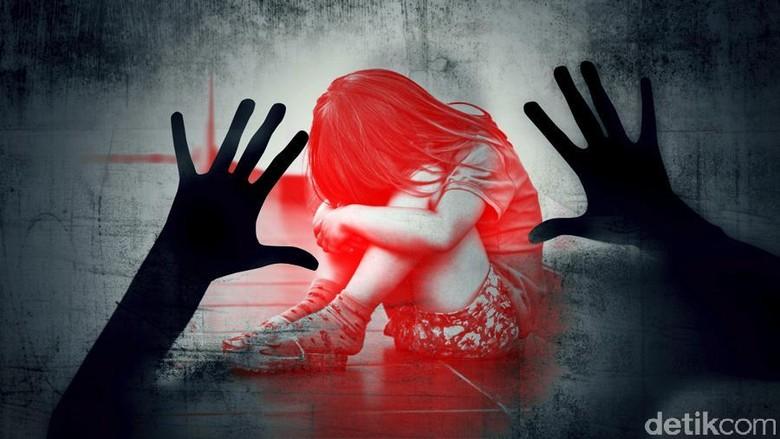 Begini Fakta Pemerkosaan Sadis Bocah 7 Tahun yang Viral di Medsos