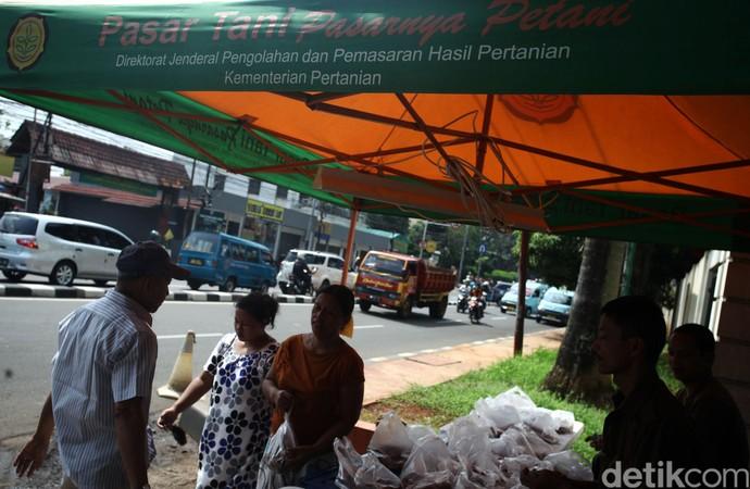 Pasar Murah Kementerian Pertanian