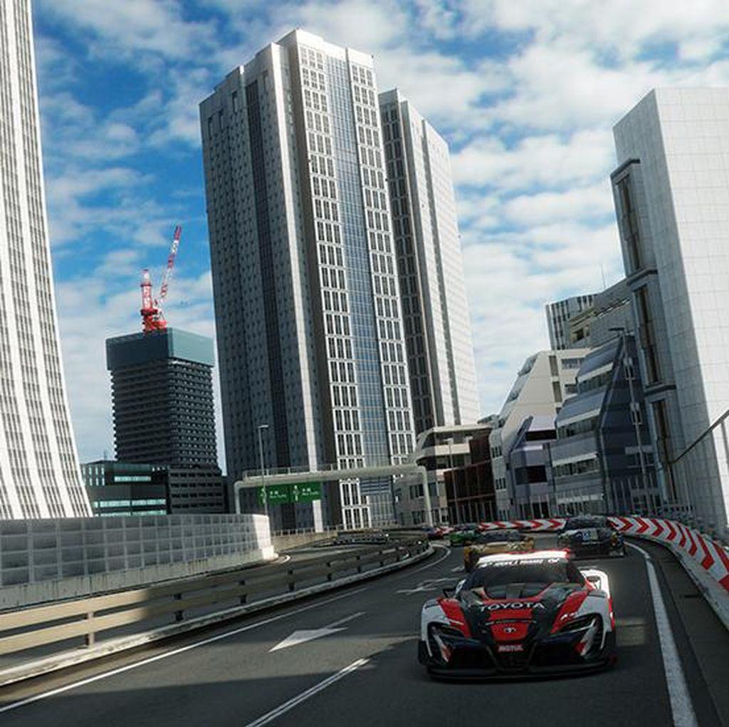 Gran Turismo Sport Siap Diajak Kebut-kebutan
