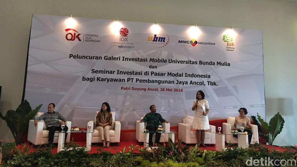 Kerugian Dari Investasi Bodong Capai Rp 45 T
