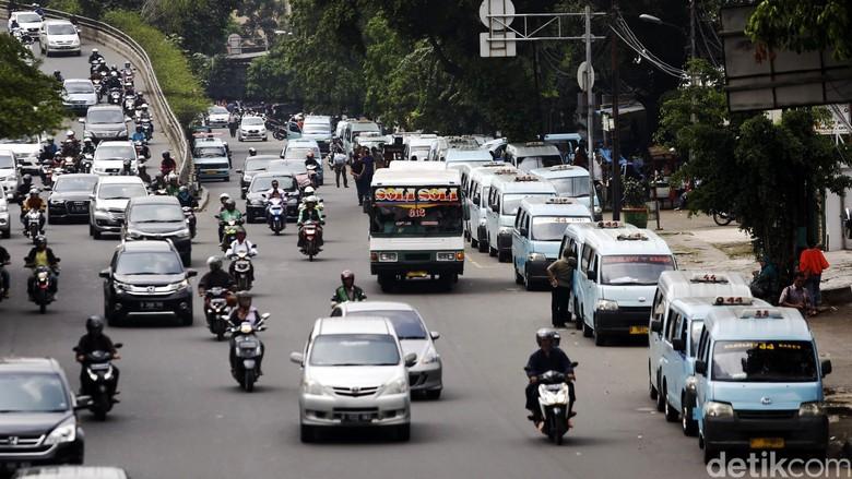 Organda: Nantinya Angkot Kecil di Jalan Protokol Diganti Bus