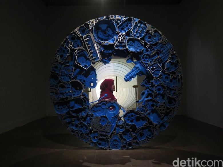 Menikmati 97 Karya Seni Berpengaruh Pilihan Mandiri ART JOG 9