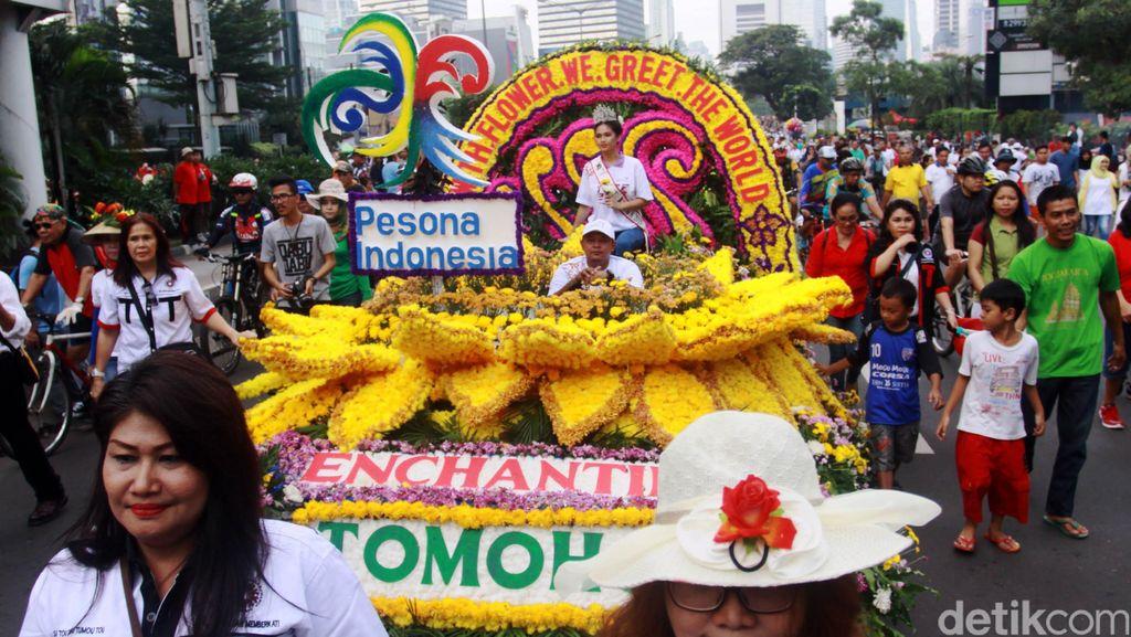 Once Akan Hibur Wisatawan di Festival Bunga Tomohon