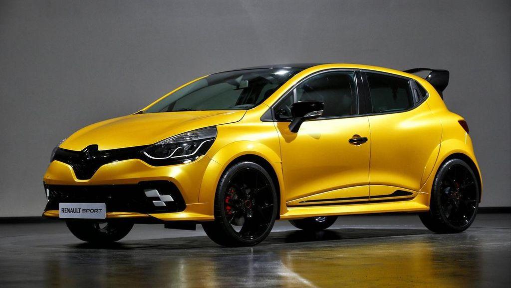 Rayakan 40 Tahun Tim Balap, Renault Kenalkan Konsep Clio R.S. 16