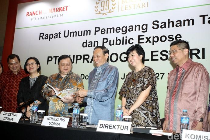 Laba Bersih RANC Capai 16,3 %
