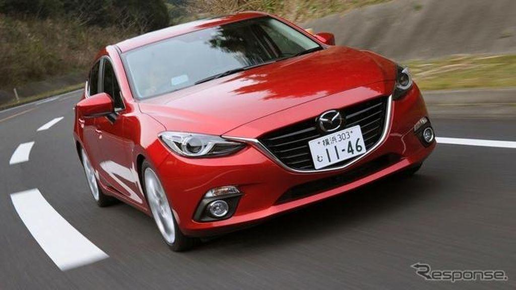Kapan Kenalkan Mazda3 Sedan, Mazda?