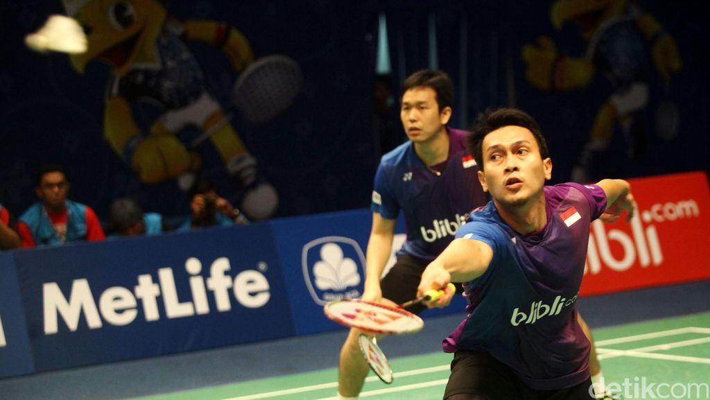 Inilah Daftar Juara Indonesia Terbuka