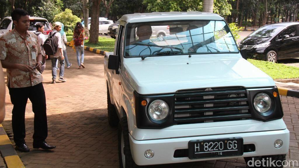 Mobil Desa, Pikap dari Semarang