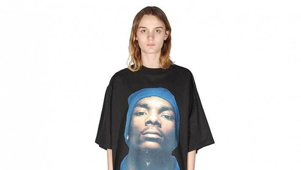 Kaus Bergambar Wajahnya Dijual Rp 12 Jutaan, Snoop Dogg Nggak Mau Beli