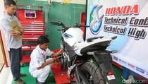 Honda Uji Kemampuan Siswa SMK