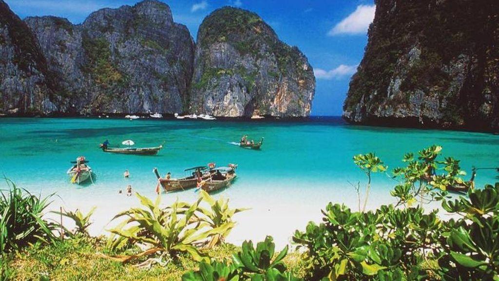 Sst, Ini 6 Surga Pulau Cantik di Thailand Selatan