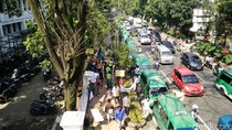 Dishub Bandung Wajibkan Sopir Nyalakan Lampu Hazard Jika Ada Copet di Angkot