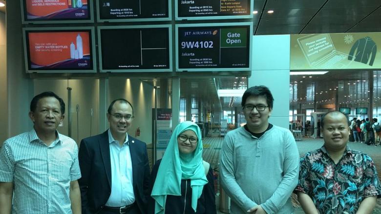 Dubes RI di Singapura Tegaskan Sudah Bergerak Cepat Bantu Aktivis Teman Ahok