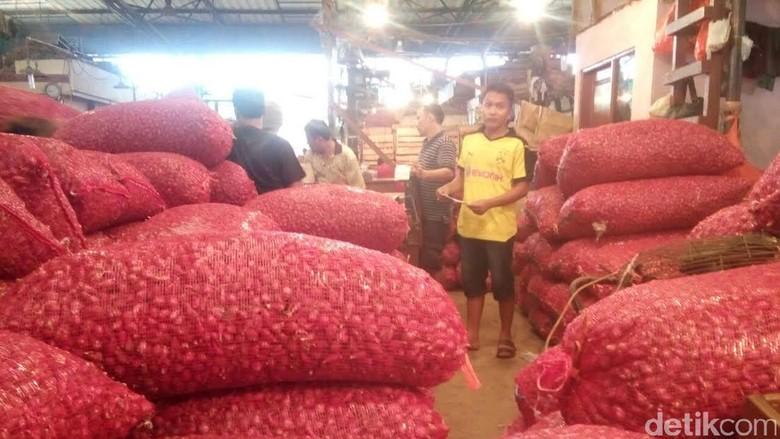 Data BPS Sebut Impor Bawang Merah 150 Ton, Mentan: Itu Bibit