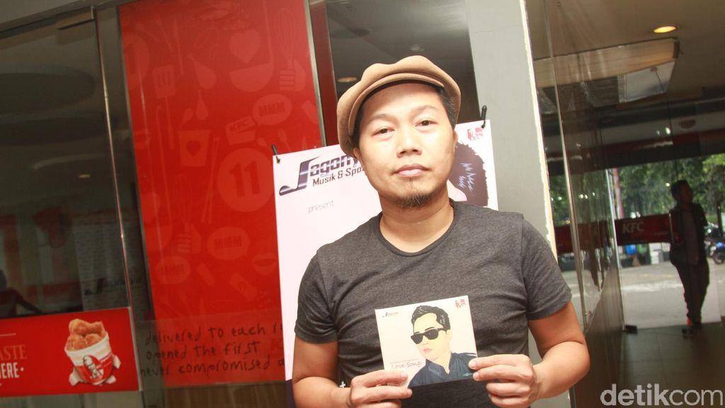 Indonesia-Jerman Bukan Penghalang Sandhy Sondoro untuk Berkarya
