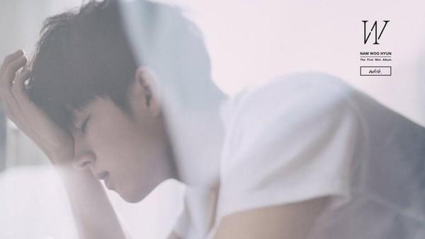Syuting Video Klip Nodding Nam Woohyun Penuh Tangis dan Haru