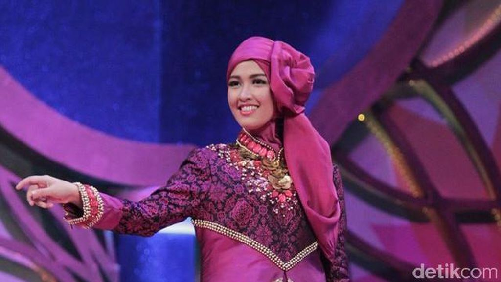 Ini Nabilla, Pendakwah Cantik Asal Lampung di Sunsilk Hijab Hunt 2016