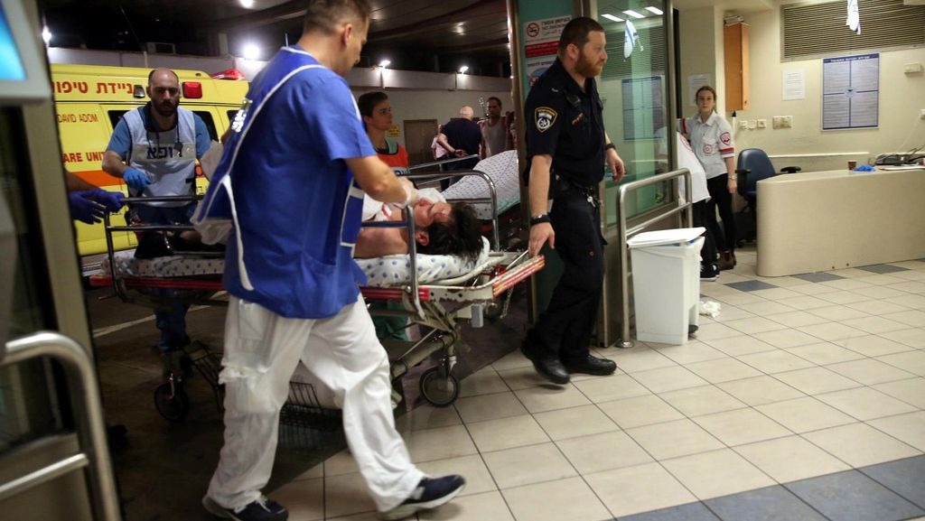 Penembakan di Restoran Tel Aviv, 4 Warga Israel Tewas