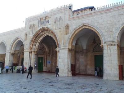 Seperti Ini Pengalaman ke Masjid Al Aqsa di Yerussalem