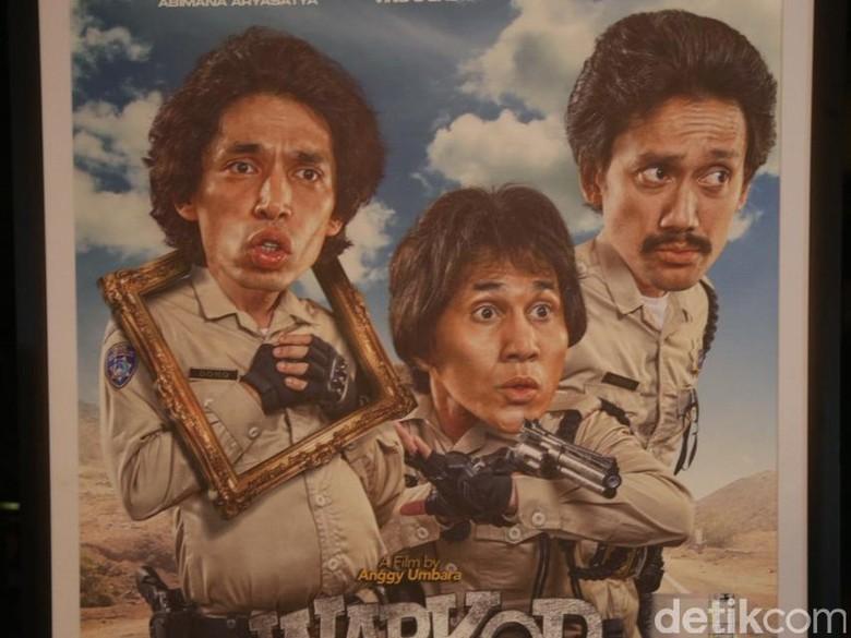 Falcon Pictures Umumkan Pemeran Dono, Kasino, Indro di Warkop DKI Reborn
