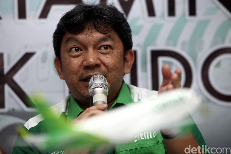 Pilotnya Diduga Mabuk, CEO Citilink Mengundurkan Diri