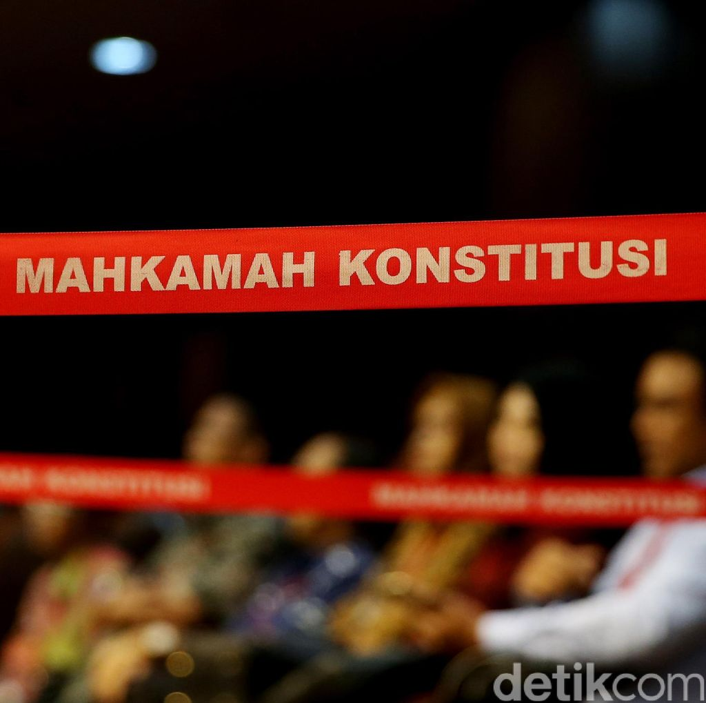 Gugatan Investasi Dana Haji Ditolak MK