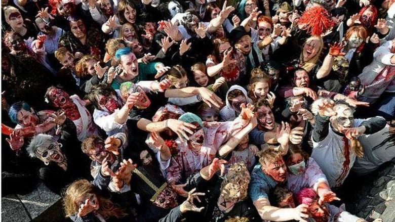 Pembukaan The Walking Dead Musim ke-8 akan Tampil Beda