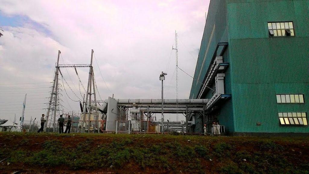PLTU 220 MW di Tenayan, Riau Segera Beroperasi