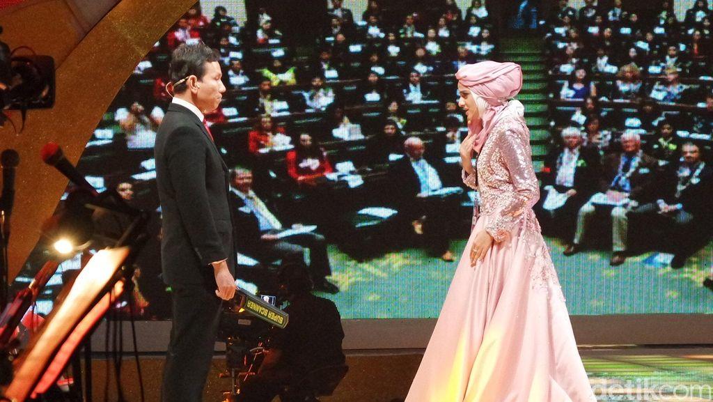 Tio Pakusadewo Adu Akting dengan Nisma di Grand Final Sunsilk Hijab Hunt