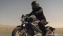 Harley Segera Rilis Motor Listrik ke Pasaran