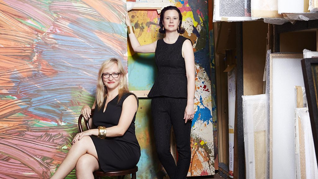 Galeri Seni Sullivan+Strumpf Resmi Dibuka di Singapura