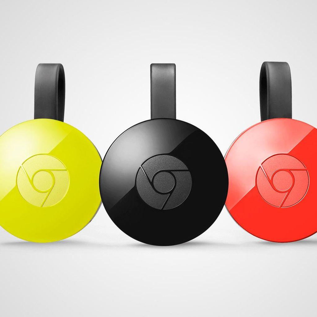 Google Asisstant Kini Terintegrasi dengan Chromecast