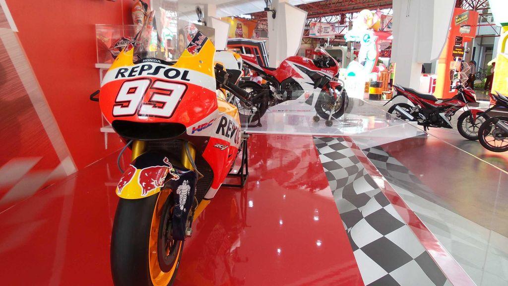 3.750 Motor Honda Ditargetkan Terjual di Jakarta Fair