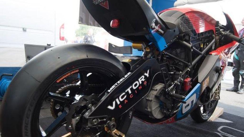 Dorna Siap Gelar MotoGP Versi Listrik