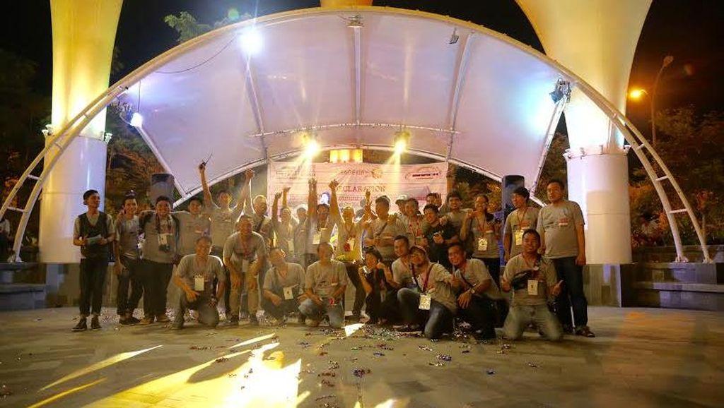 70 Komunitas Jadi Saksi Bertambahnya Chapter Indonesia March Community