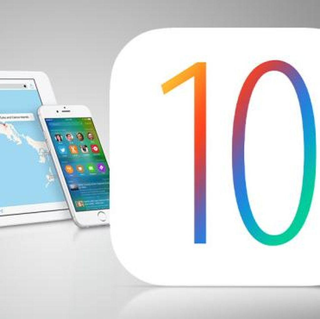 100 Emoji Anyar Sambangi iOS 10 Public Beta 3